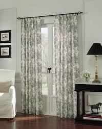 fashionable sliding glass door curtains design ideas and decor
