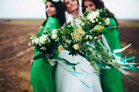 moss green bridesmaid dresses bridesmaid dress color what your says about you reader s