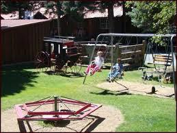 Backyard Ski Lift Riverside Lodge U0026 Cabins Red River Nm