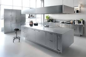 modern commercial kitchen stainless steel kitchen benchtops cost stainless steel kitchen
