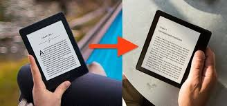 turn paperwhite absurdly priced kindle oasis