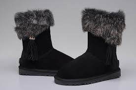ugg slippers sale outlet ugg shoes outlet sale style ugg 5854 fox fur boots mini