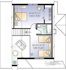 Country Style Open Floor Plans House Plan W4597 Detail From Drummondhouseplans Com
