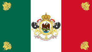 file flag of the second mexican empire svg the countries wiki