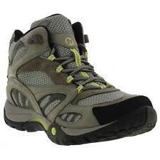 womens walking boots ebay uk womens merrell waterproof walking boots ebay