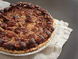 thanksgiving 2016 german chocolate pecan pie yums