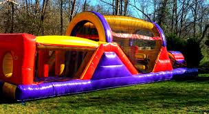 busy bee jumpers bounce house rentals and slides for parties in