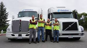 volvo trucks north america inc peloton technology secures 60m to fuel commercial truck industry
