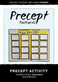 a freebie precept writing activity give your kids the chance to