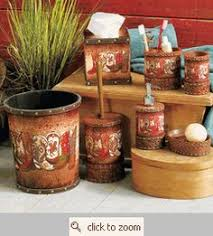 western themed bathroom ideas cowboy bath accessories to coordinate with my bandanna shower