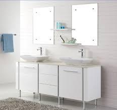 Free Standing Vanity 1800mm Freestanding Vanities Catalan Double Basin Vanity