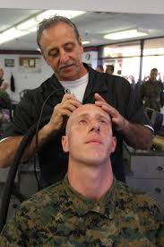 pictures of reg marine corps haircut weekly haircuts create uniformity marine corps recruit depot