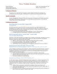 mortgage broker resume sample personal banker resume sample free resume example and writing personal banker resume 8581