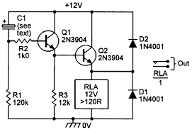best relay switching circuit gallery images for image wire