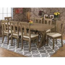 kitchen and dining furniture 8 seat kitchen dining tables you ll wayfair