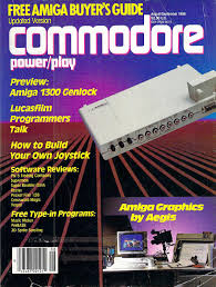 Commodore Power Play 1986 Issue 22 V5 N04 Aug Sep By Zetmoon Issuu