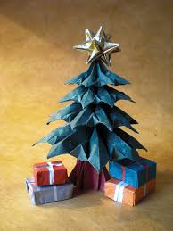 24 holiday themed origami models to fill you with christmas spirit
