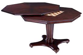 amazon com hillsdale ambassador game table kitchen u0026 dining
