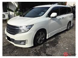 nissan malaysia 2010 nissan elgrand for sale in malaysia for rm119 999 mymotor