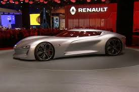 renault paris paris show u2013 renault stuns with trezor news the car expert