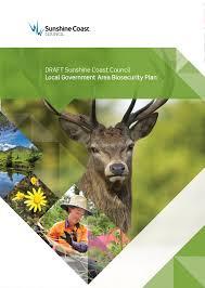 draft sunshine coast council local government area biosecurity