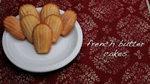seashell shaped cookies butter cakes madeleines recipe allrecipes