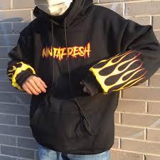 hoodie designer 2017 2017 sleeves printing tide cotton sweatshirt