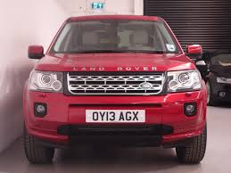 range rover pink interior used red land rover freelander for sale hampshire