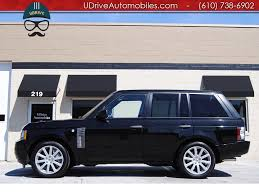 land rover range rover 2010 2010 land rover range rover supercharged new tires
