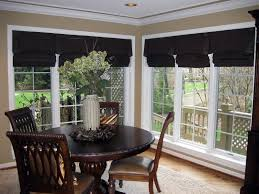 Window Treatments For Dining Rooms Dining Room Designs Karen Rea Designs