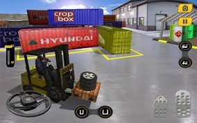 Forklift Truck Driver Jobs Warehouse Forklift Driver Sim 2017 Real Adventure Android Apps