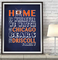 chicago bears personalized