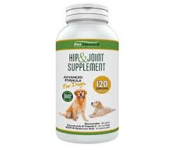best joint supplement new petamazed advanced glucosamine hip joint supplement for dogs