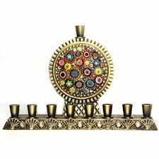unique menorah 223 best judaica unique menorahs images on hanukkah