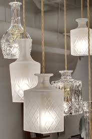 Diy Glass Bottle Chandelier 25 Diy Bottle Lamps Decor Ideas That Will Add Uniqueness To Your Home