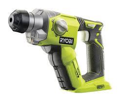 ryobi one r18sds 0 18v cordless sds 3 mode rotary hammer drill