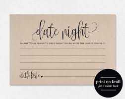 marriage advice cards for wedding date cards date ideas date jar wedding advice card