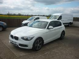 bmw 1 series 2014 bmw 1 series 2 0 120d sport sports hatch 5dr start stop auto