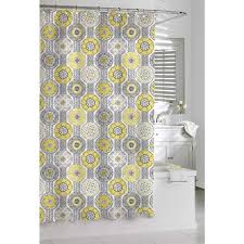 Yellow Gray Curtains Yellow Curtains For Cheerful Homes Whalescanada Com