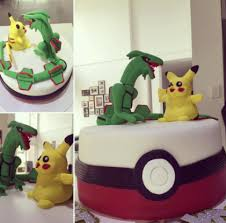 Pokemon Birthday Cakes That Are So Cute You U0027ll Want To Bake U0027em All