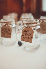 jar favors handmade ohio ballroom wedding jar wedding favours rustic