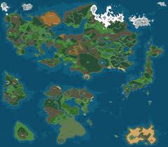 Huge World Map by Do You Map Out Your Homebrewed Worlds Archive Rpgnet Forums
