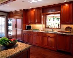 Kitchen Design Cherry Cabinets by 197 Best Kitchen Remodel Images On Pinterest Backsplash Ideas