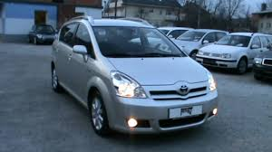 2006 toyota corolla verso 2 2 d 4d full review start up engine