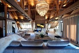 Interior Duplex Design Rustic And Luxurious Duplex Apartment