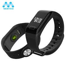 blood pressure bracelet iphone images Memteq sports blood pressure oxygen smart wristband bluetooth 4 0 jpg