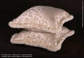 Leopard Home Decor Custom Pillows Kravet Couture Mohair Leopard Lee Jofa Velvet