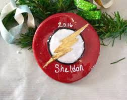 personalized dough ornaments etsy