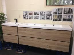 Craftsman Vanity Bathroom Vanity Oak Bathroom Decoration