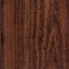 Hand Scraped Laminate Flooring Sale Hampton Bay Hand Scraped Canyon Grenadillo 8 Mm Thick X 5 9 16 In